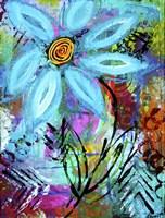 Party Flower Fine Art Print