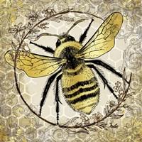 Honey Bee 2 Fine Art Print