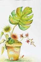 Tropical Vibes Fine Art Print