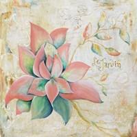 Garden Gaiety Fine Art Print