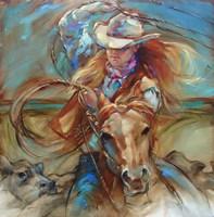Amanda Fine Art Print