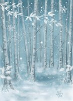 Winter Wood Fine Art Print