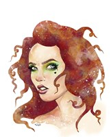 People- Red Hair Fine Art Print