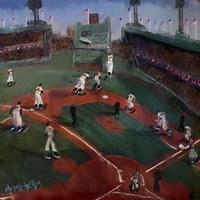 Baseball Time Fine Art Print