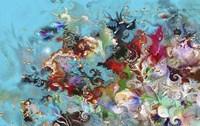 Coral Reef 77 Fine Art Print