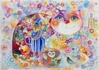 Magic Circus Fine Art Print
