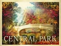 Central Park 2 Fine Art Print