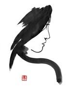 Geisha 2 Fine Art Print