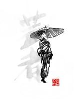 Geisha Fine Art Print