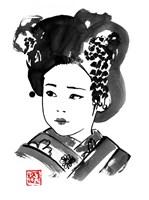 Petite Japonaise Fine Art Print