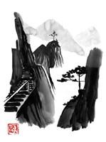 Stairway To Heaven Fine Art Print