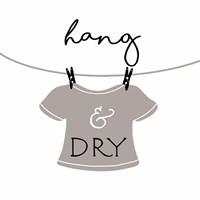 Hang and Dry Fine Art Print