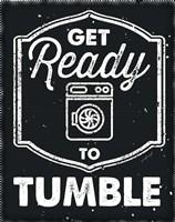 Get Ready to Tumble Fine Art Print