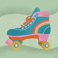 Roller Skate Fine Art Print