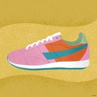 Sneaker Framed Print