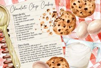 Cookie Recipe Fine Art Print