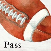 Pass Fine Art Print