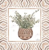Terracotta Pot I Framed Print