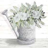 Gather Watering Can Fine Art Print