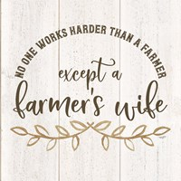 Farm Life VI-Farmer's Wife Fine Art Print
