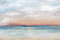 Serene Scene Bright Landscape Fine Art Print