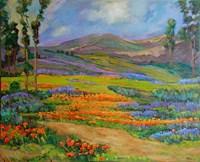 California Dreaming Fine Art Print
