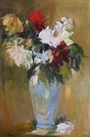 Flower Power Vase Fine Art Print