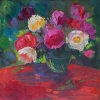 Petals and Passion Fine Art Print