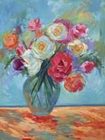 Petals and Persistence Fine Art Print