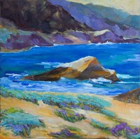 Carmel Cove Fine Art Print