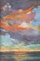 Coastal Reflection Fine Art Print