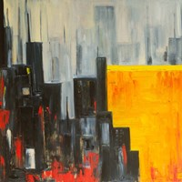 The City that Never Sleeps II Fine Art Print