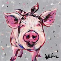 Farm Pop-Priscilla Fine Art Print
