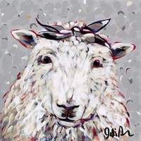 Farm Pop-Shelly Fine Art Print