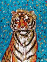 Queen Tiger Fine Art Print