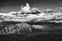 View of the Peaks Fine Art Print