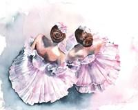Ballet III Fine Art Print