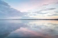 Bellingham Bay Clouds Reflection II Fine Art Print