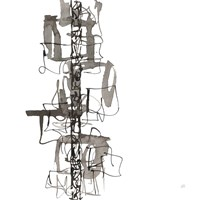 Rope Ladder II Framed Print