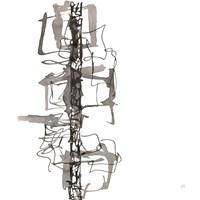 Rope Ladder I Framed Print