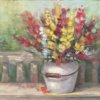 Snapdragon Bouquet Fine Art Print