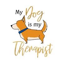 Puppy Positive V Fine Art Print