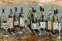Wine Bar II Fine Art Print