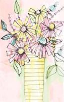 Wildflowers Vase Fine Art Print