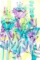 Floral Beauties Fine Art Print