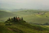 Tuscan Villa Fine Art Print