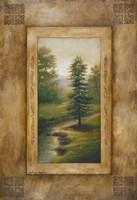 Marshfield Morning Framed Print