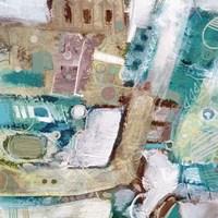 City Life II Framed Print