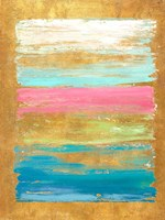 The Palette with Pink Fine Art Print
