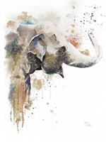 Water Elephant Fine Art Print